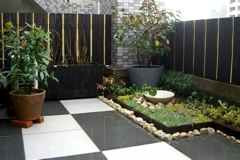 desain taman kecil rumah minimalis arsitekhom