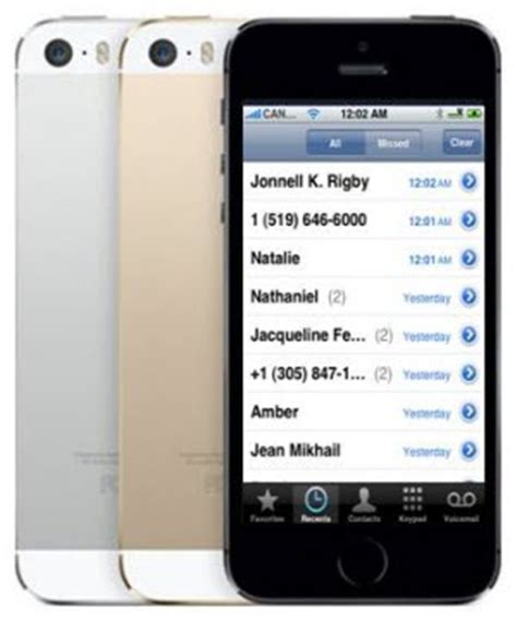 iphone call history how to recover iphone 5s deleted lost call history
