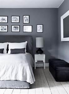 35, Stunning, Gray, Bedroom, Design, Ideas