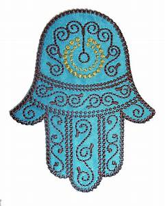 New patch Hamsa Turquoise Etsy Evil Eye Judaica by ...