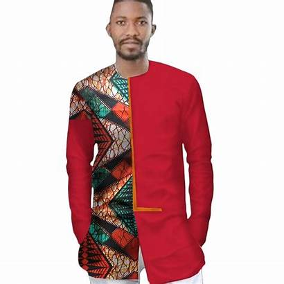 Clothing African Traditional Suit Shirts Dresses Wear