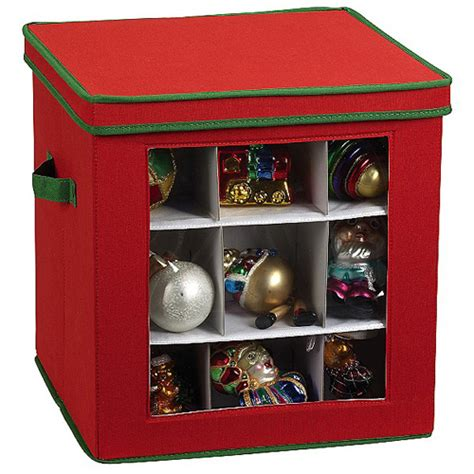 storage gt ornament storage boxes gt christmas ornament