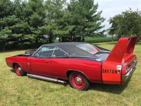 68 Dodge Charger Daytona Mopar 69 For Sale