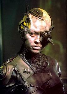 Seven of nine as Borg - Seven of Nine Photo (11538147 ...