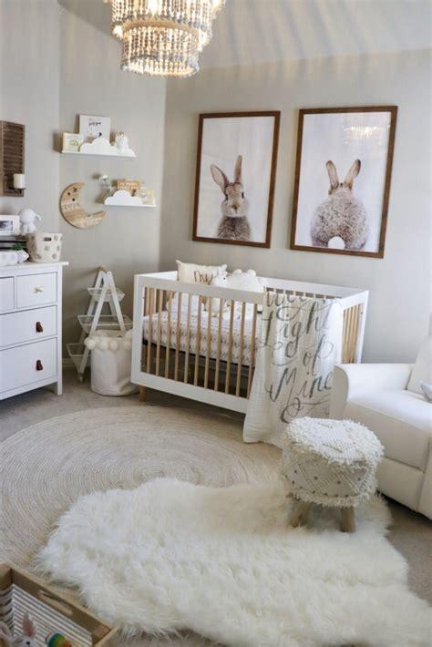 Classic Baby Girl Nursery  Project Nursery