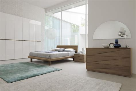 made in italy wood designer bedroom furniture sets with