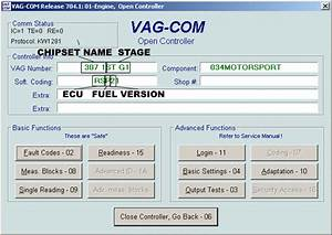 Vag Com Software : chip install rs2 aan ~ Kayakingforconservation.com Haus und Dekorationen