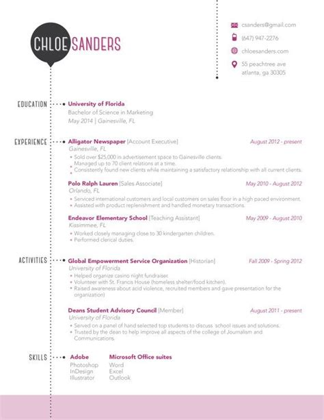 Really Free Resume Templates by Resume Template Available On Etsy I Really Like This