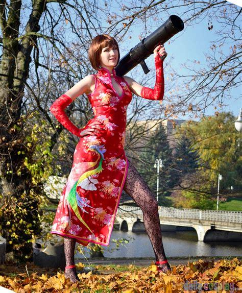 anna williams  tekken  daily cosplay