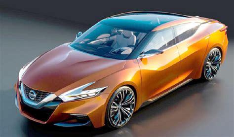 nissan maxima horsepower price specs  release