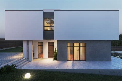 design modern house  ukraine tobi architects