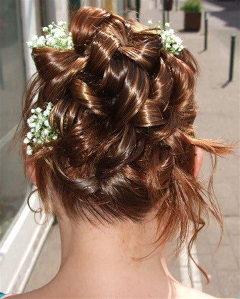coiffure de ceremonie