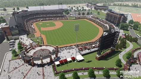 New Renderings and Video Debut for New Mississippi State