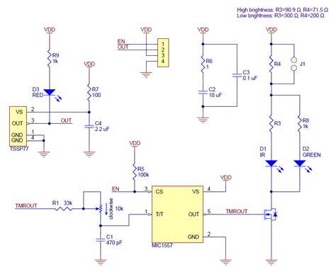 pololu  khz ir proximity sensor fixed gain high brightness