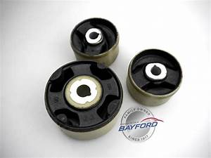 Rear Suspension Diff Bush Kit Ford Falcon Xr6 Turbo Ba Bf