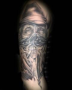 15+ Western Tattoos On Half Sleeve