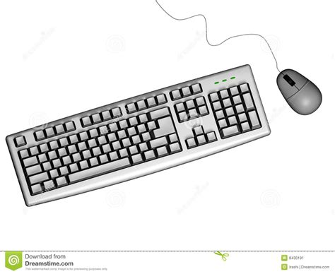 Clipart Computer Keyboard