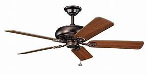 Kichler obb bentzen energy star ceiling fan