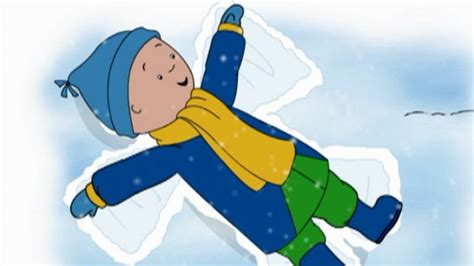 Watch Caillou Series 4 Episode 6 Online Free