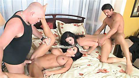 Foursome Scene With Several Astonishing Blondes Gal Threesome Porn Videos