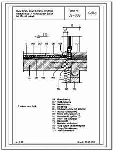 Ks Mauerwerk Formate : cad detail 09 009 wandanschlu auskragender balkon bei wd mit isokorb xella deutschland ~ Buech-reservation.com Haus und Dekorationen