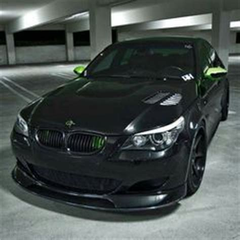 bmw e60 5 series black slammed european cars bmw black and slammed