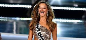 PICS Demi Leigh Nel Peters39 Journey To The Miss Universe