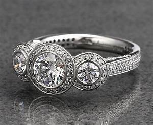 what does a three stone engagement ring symbolize ritani With wedding ring represents