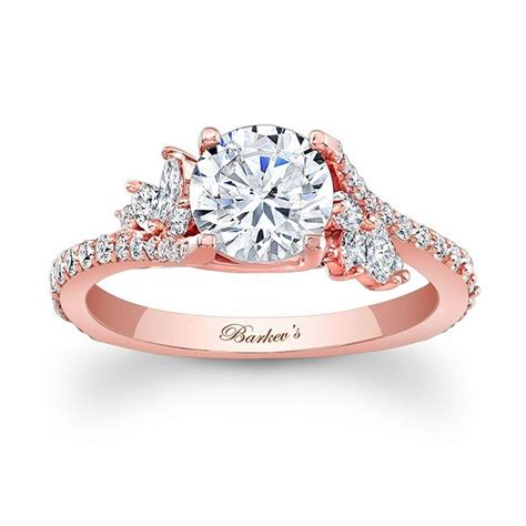 barkev s gold engagement ring 7908lp barkev s