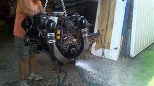 Mercruiser 4 3 Vortec V  6 Balance Shaft Engine