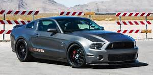 Fastest Mustang In Production Autos Post