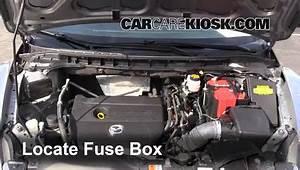 Mazda 5 Sport Fuse Box : replace a fuse 2007 2012 mazda cx 7 2011 mazda cx 7 ~ A.2002-acura-tl-radio.info Haus und Dekorationen