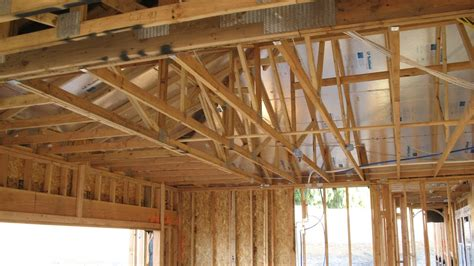 Modify Car Roof by Garage Roof Framing Modifications For Storage When Rafter
