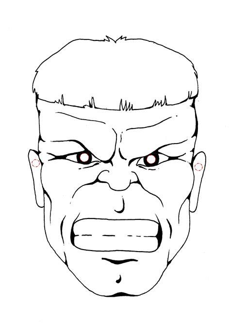 maschere  carnevale da stampare  colorare gratis maschio
