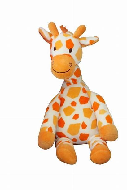 Giraffe Toy Plush Stuffed Animal Background Release