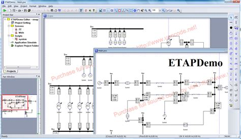 etap component electrical power systemanalysis tool