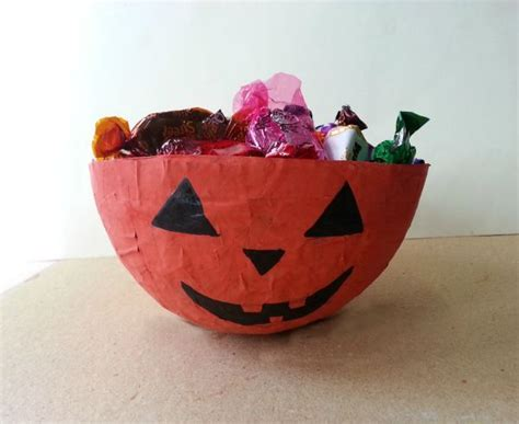 colorful paper mache bowls guide patterns