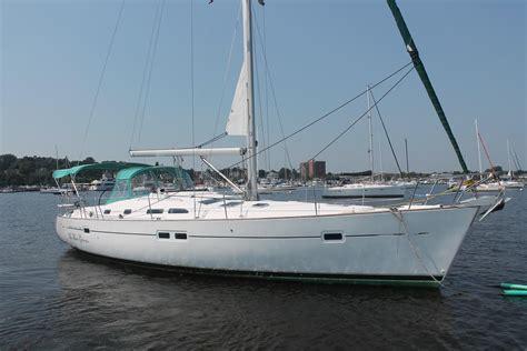 Boats Beneteau by 2003 Beneteau 423 Sail Boat For Sale Www Yachtworld