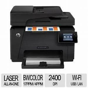 Jual Terlaris Printer Hp Laserjet Pro 100 M177fw Di Lapak