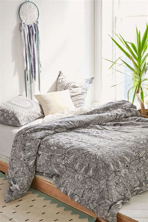 Outfitters Bedding by Image Gallery Moroccan Duvet Cover