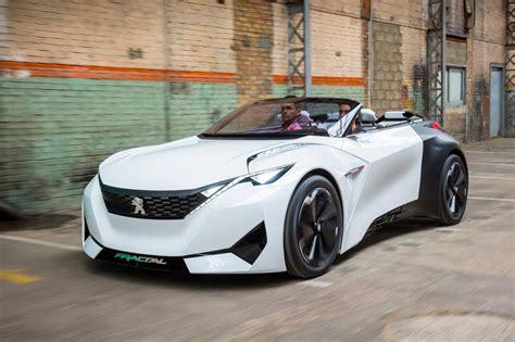 canape designer fractal nouveau concept car design peugeot voiture salon