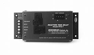 Autometer Rtd7 Reaction Time Delay Box