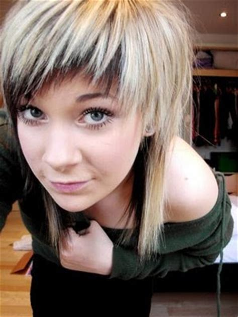 hairstyle emo  tattoo girl tattoos designs gallery
