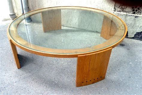 large round glass coffee table fashionable round glass top coffee table house photos