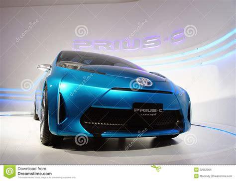 Toyota Prius C Concept Boi Fair 2018 Thailand Editorial