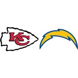 kansas city chiefs  san diego chargers december