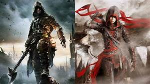 Assassin's Creed Chronicles: China and Dead Kings First ...