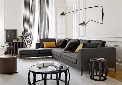 livingroom l modern furnishing from b b italia