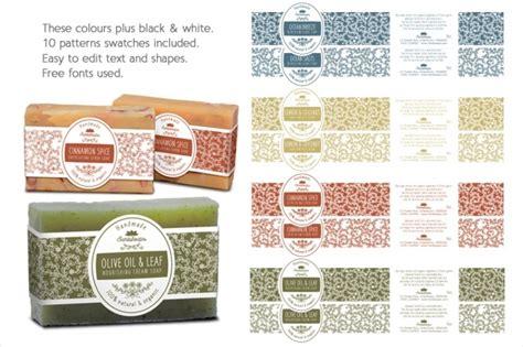 soap label designs  psd vector eps