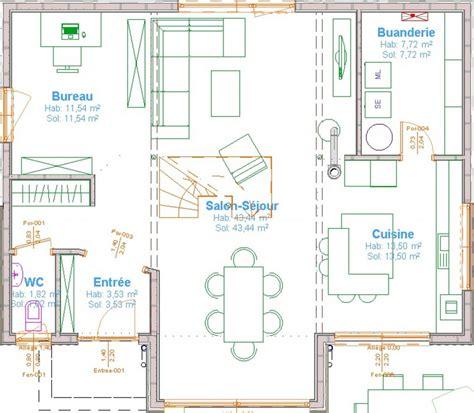 plan central cuisine une cuisine 2 versions aménagement l 39 une ou l 39 autre 24 messages
